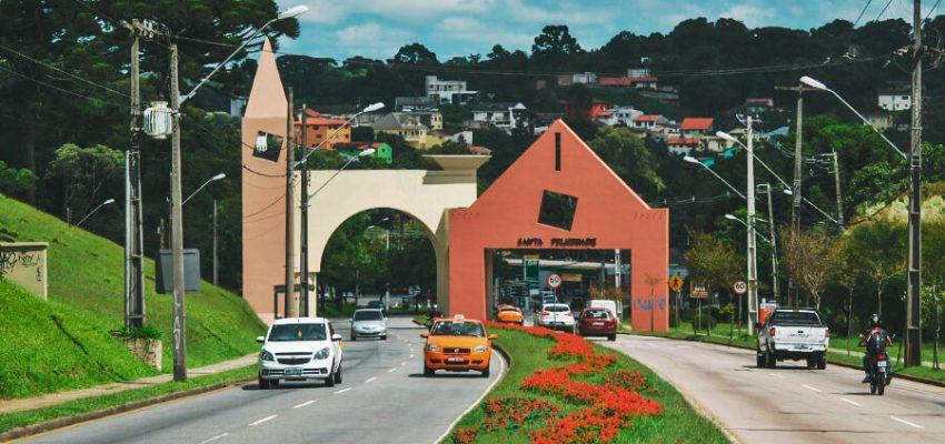 Rua Manoel Ribas  (15 Minutos)